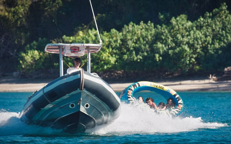 Subwing Costa Rica, Tortuga Island Full day tour from Jaco Costa Rica