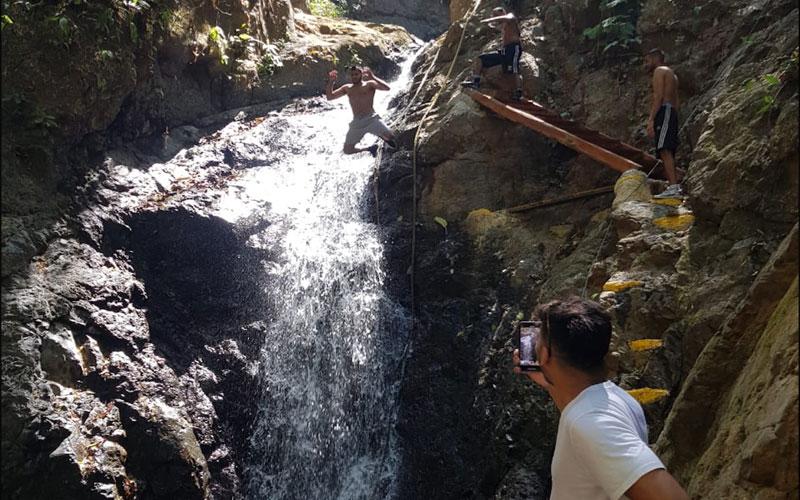 Waterfall Hike Tour, Crocodile Tour, Monkey Tour, Jaco Costa Rica